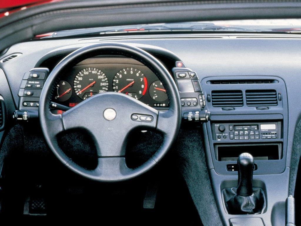 Nissan 300ZX II (Z32) 1989 - 2000 Coupe #8