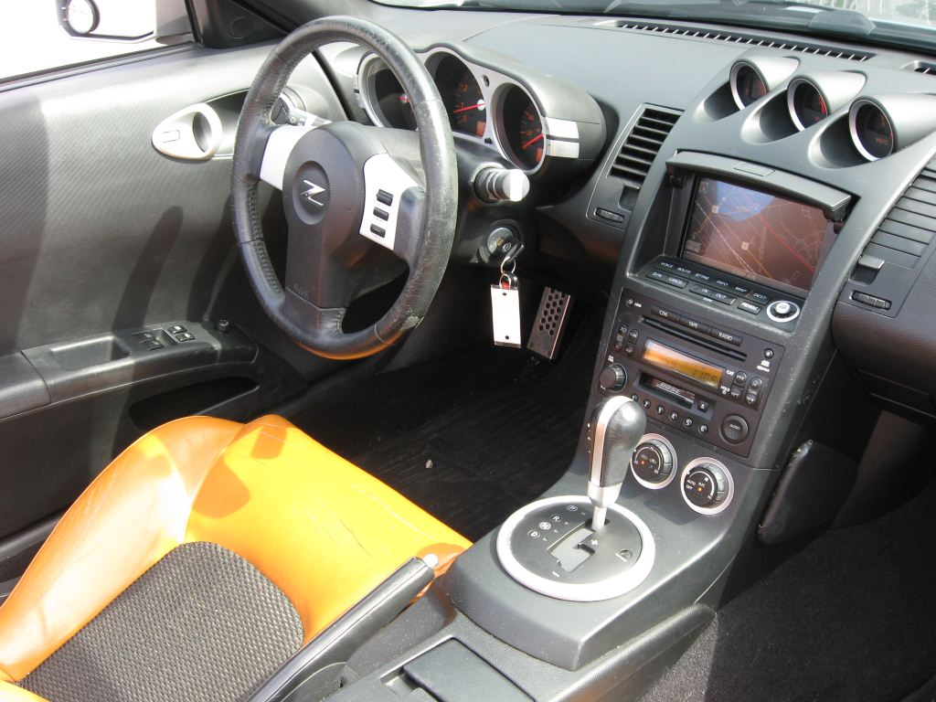 Nissan 350Z I 2002 - 2007 Cabriolet #6
