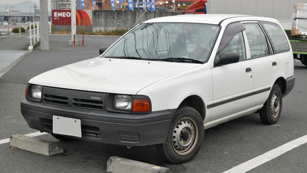 Nissan AD I 1990 - 1996 Station wagon 3 door #5