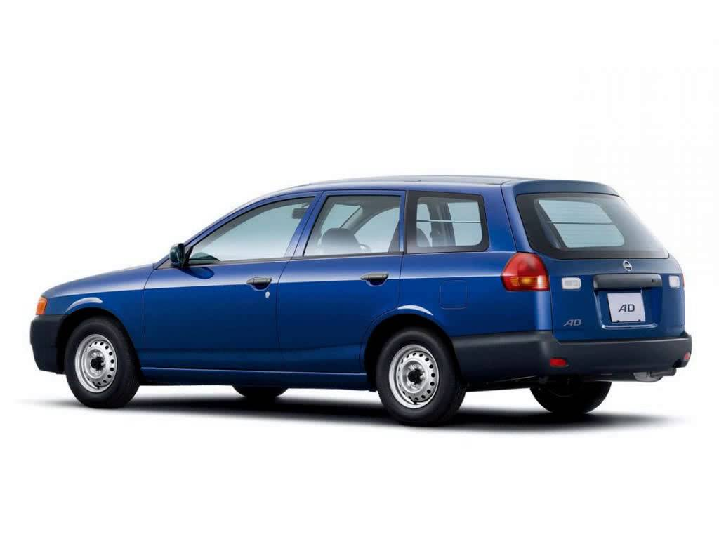 Nissan AD III 2006 - now Station wagon 5 door #6
