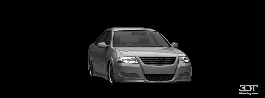 Nissan Almera Classic I 2006 - 2012 Sedan #2