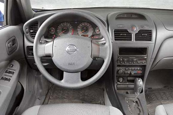 Nissan Almera Classic I 2006 - 2012 Sedan #7