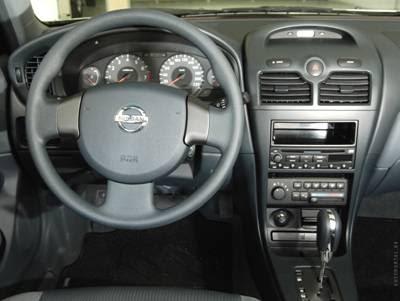 Nissan Almera Classic I 2006 - 2012 Sedan #8