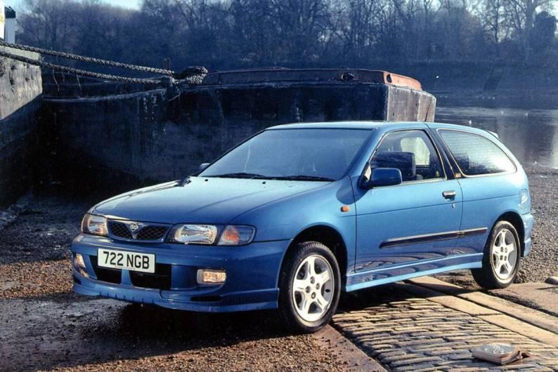 Nissan Almera I (N15) 1995 - 2000 Sedan #7