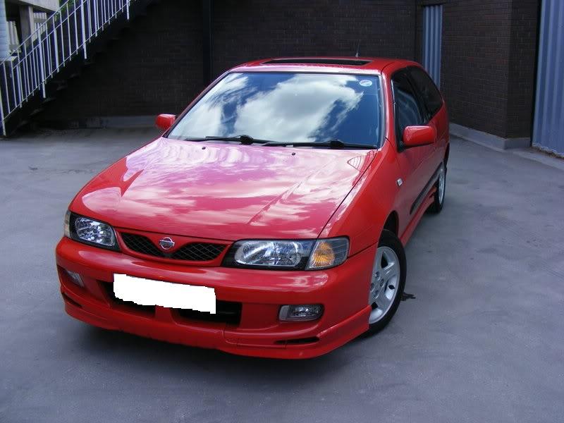 Nissan Almera I (N15) 1995 - 2000 Sedan #3