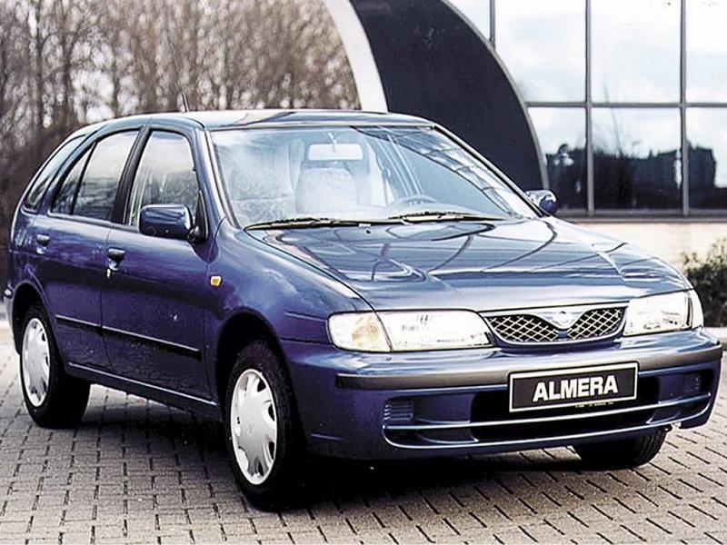 Nissan Almera I (N15) 1995 - 2000 Sedan #2
