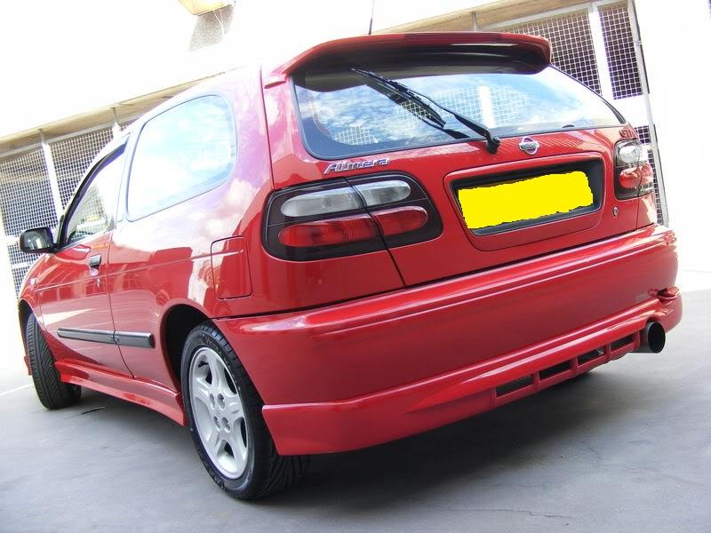 Nissan Almera I (N15) 1995 - 2000 Sedan #4