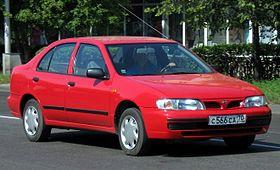 Nissan Almera I (N15) 1995 - 2000 Sedan #6