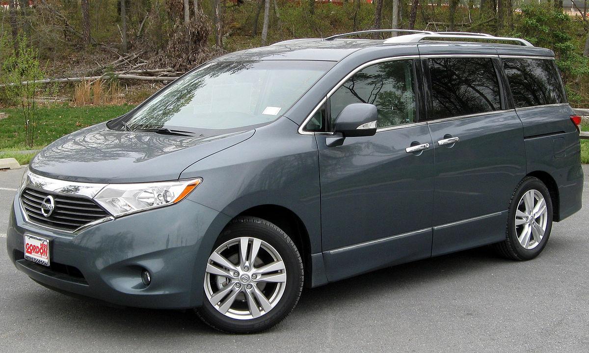 Nissan Quest IV 2010 - now Minivan #2