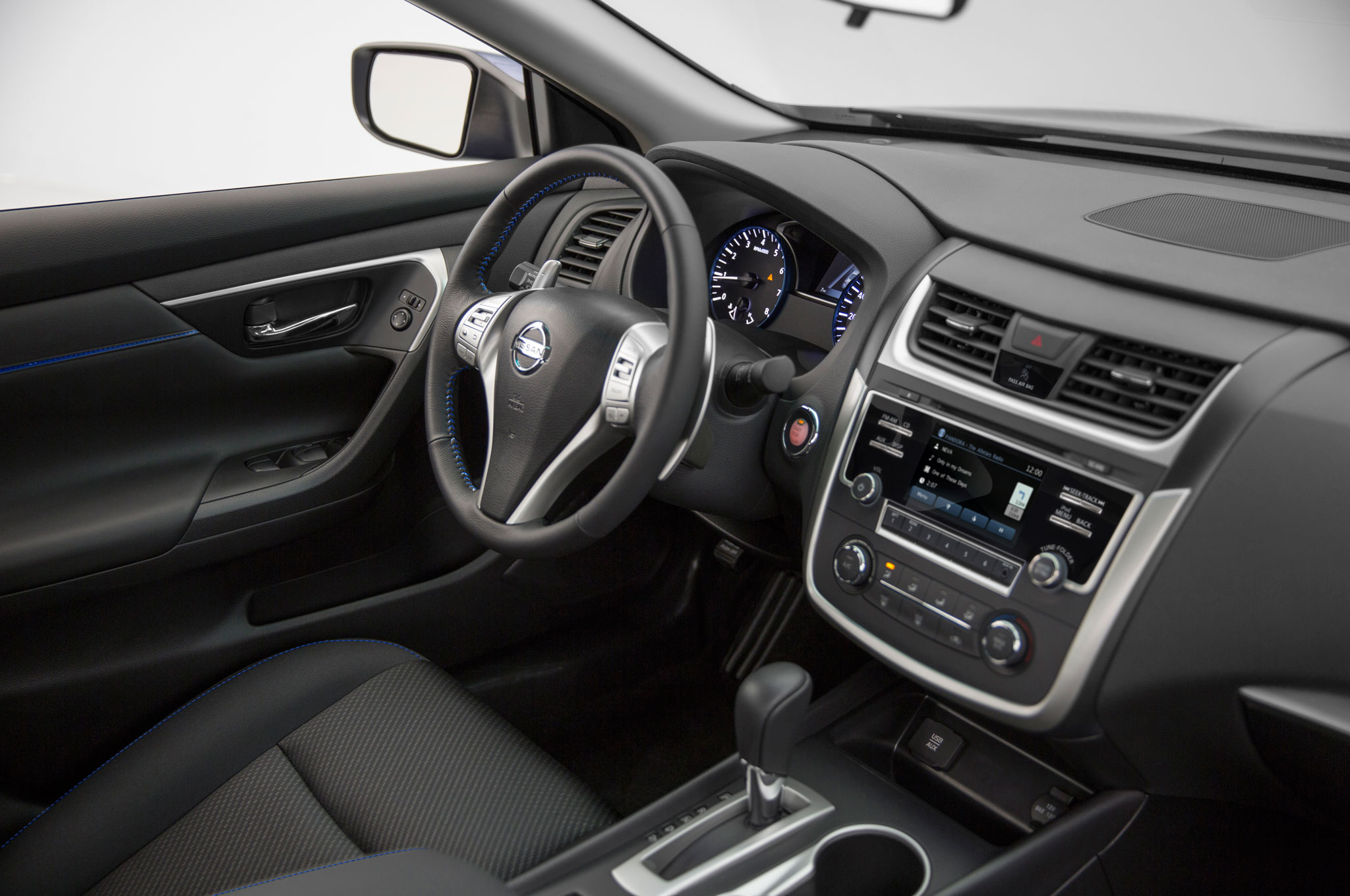 Nissan Altima V (L33) Restyling 2015 - now Sedan #4