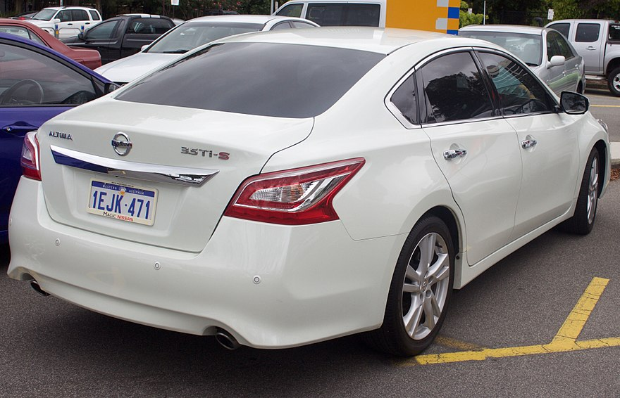 Nissan Altima V (L33) Restyling 2015 - now Sedan #6