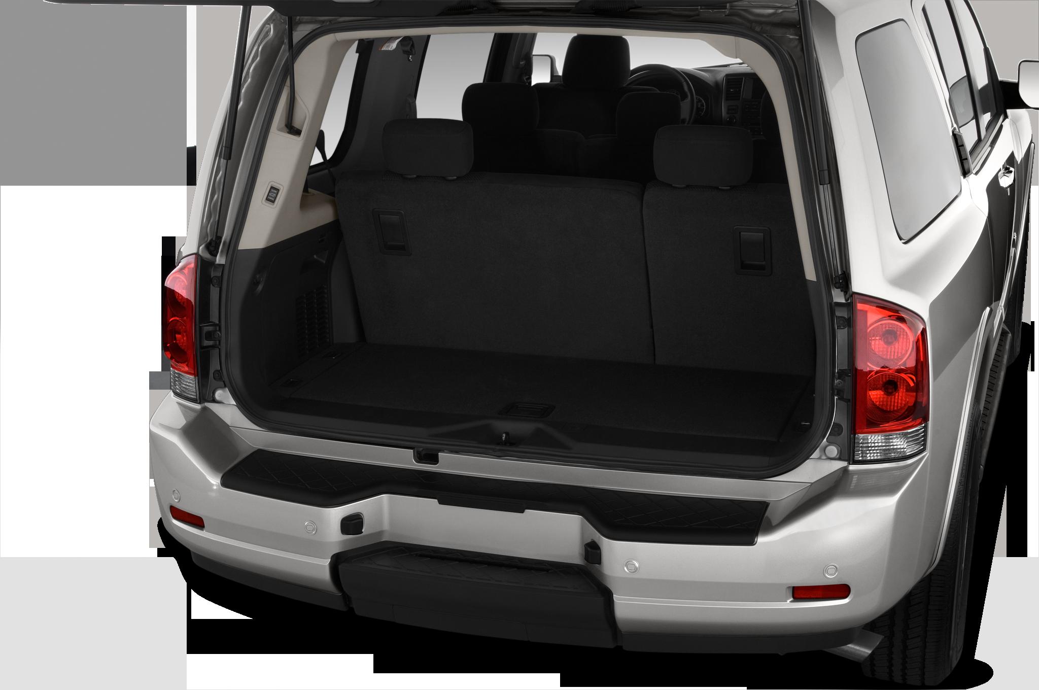 Nissan Armada I Restyling 2007 - 2016 SUV 5 door #2