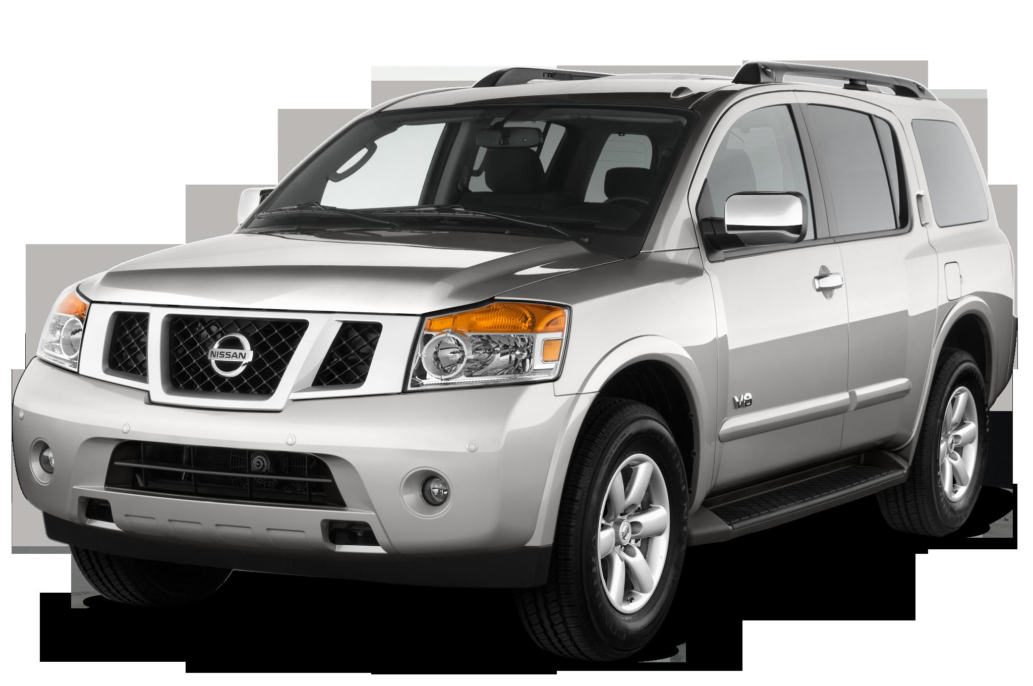 Nissan Armada I Restyling 2007 - 2016 SUV 5 door #5