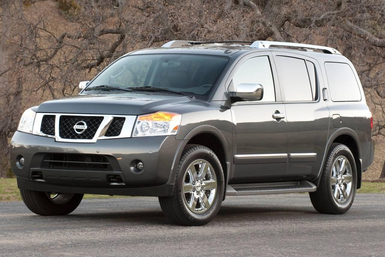 Nissan Armada II 2016 - now SUV 5 door #6