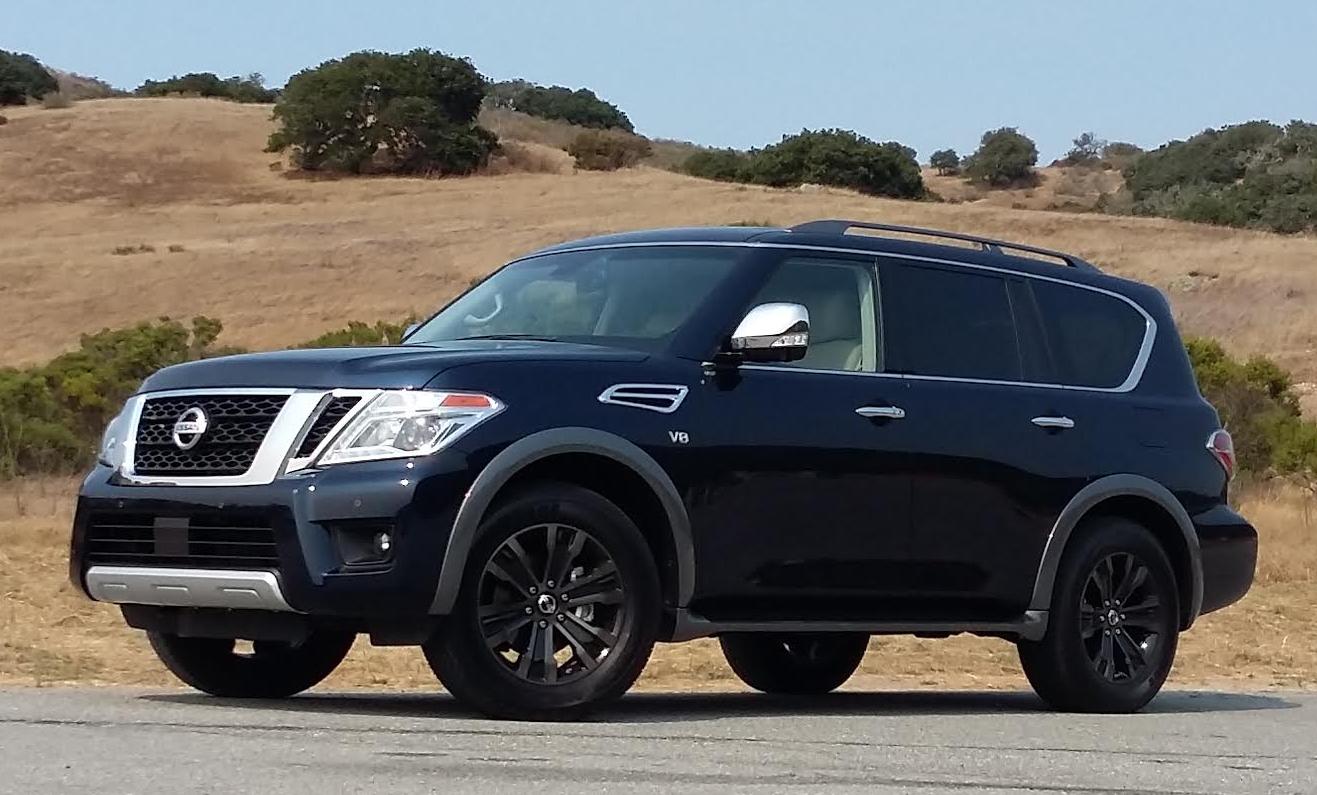 Nissan Armada II 2016 - now SUV 5 door #2