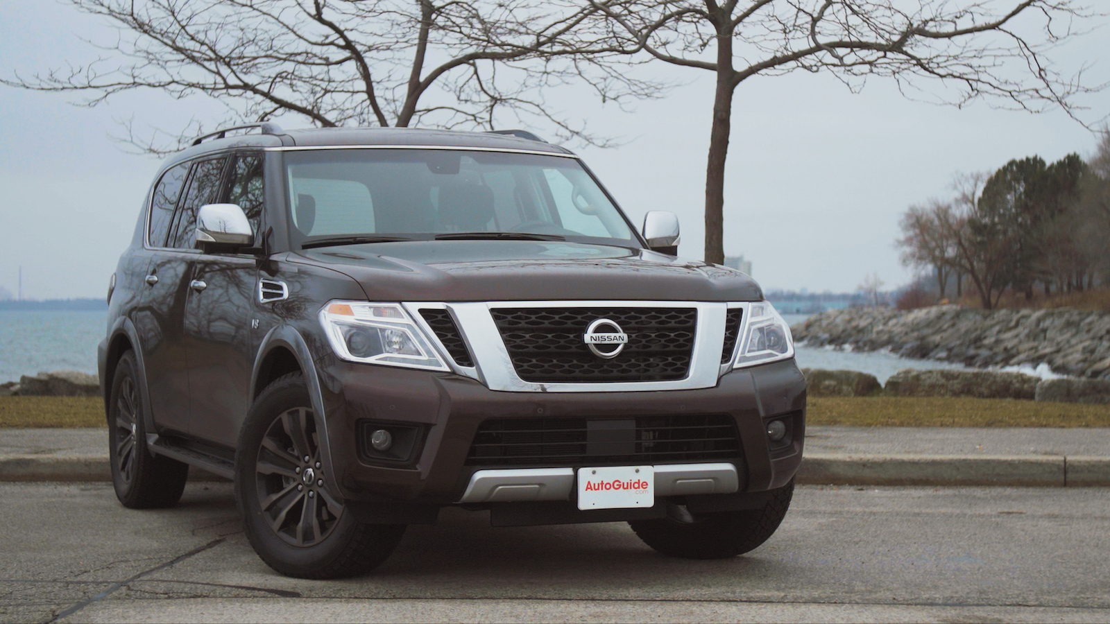 Nissan Armada II 2016 - now SUV 5 door #1