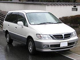 Nissan Presage I 1998 - 2003 Minivan #7
