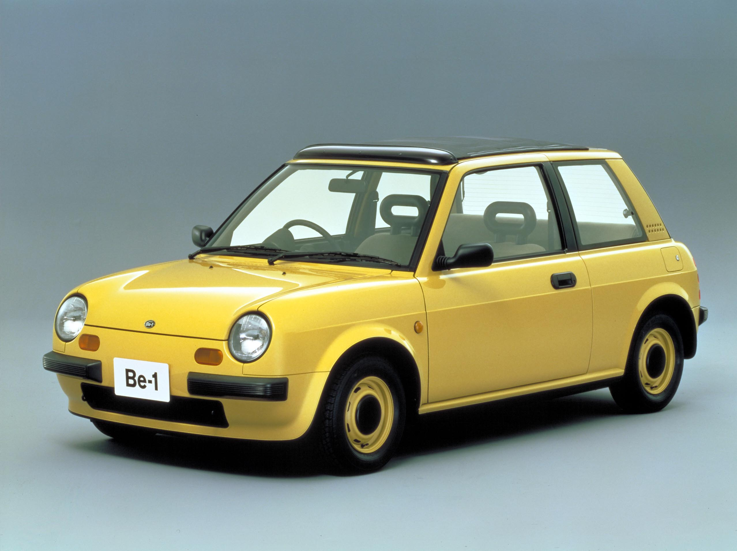 Nissan BE-1 1987 - 1989 Coupe #3
