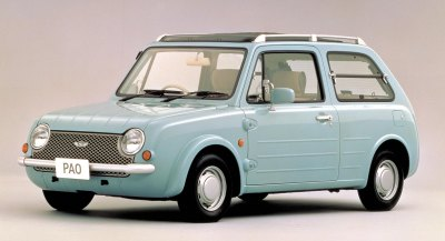 Nissan BE-1 1987 - 1989 Coupe #8