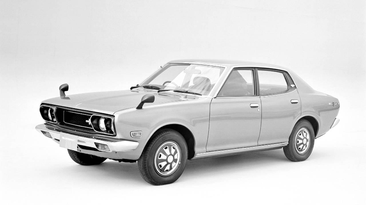 Nissan Bluebird IV (610) 1971 - 1976 Sedan #8