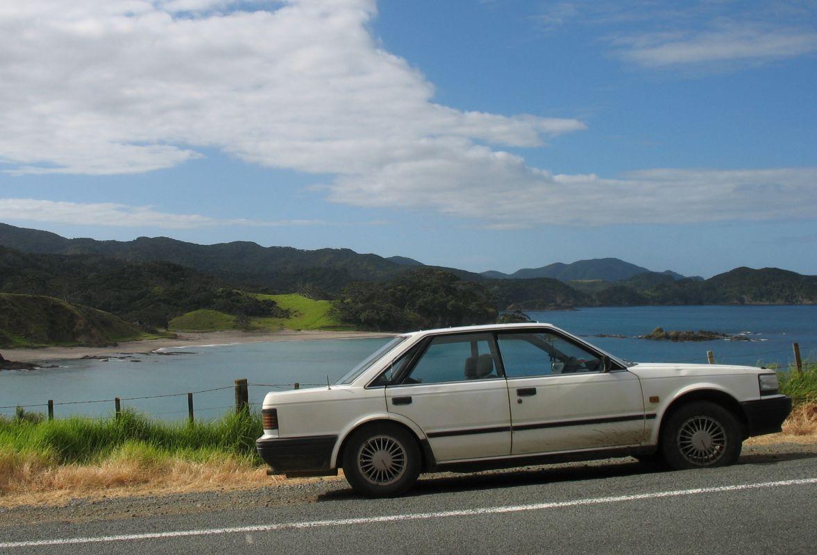 Nissan Bluebird XI (U14) 1996 - 2001 Sedan #7