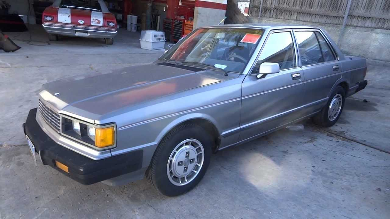 Nissan Bluebird Maxima II (PU11) 1984 - 1985 Sedan-Hardtop #1
