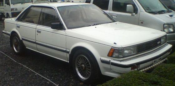 Nissan Bluebird Maxima II (PU11) 1984 - 1985 Sedan-Hardtop #4