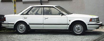 Nissan Bluebird Maxima II (PU11) 1984 - 1985 Sedan-Hardtop #2