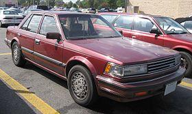 Nissan Bluebird Maxima II (PU11) 1984 - 1985 Sedan-Hardtop #7