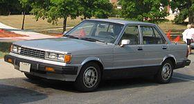 Nissan Bluebird Maxima II (PU11) 1984 - 1985 Sedan-Hardtop #6