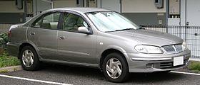 Nissan Bluebird Sylphy I (G10) 2000 - 2005 Sedan #3