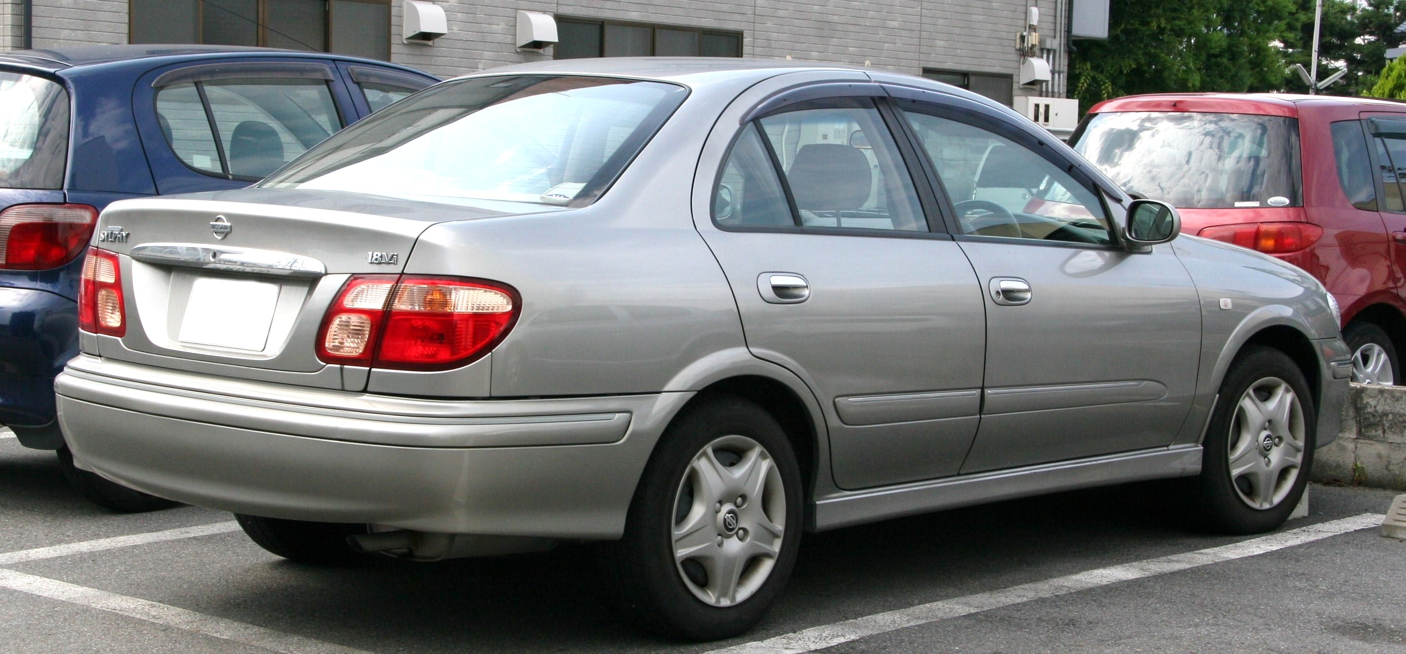 Nissan Bluebird Sylphy I (G10) 2000 - 2005 Sedan #6