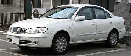 Nissan Bluebird Sylphy I (G10) 2000 - 2005 Sedan #8