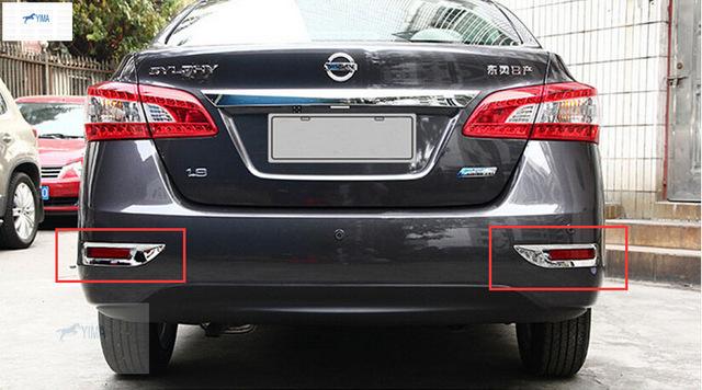 Nissan Bluebird Sylphy III (B17) 2012 - now Sedan #2
