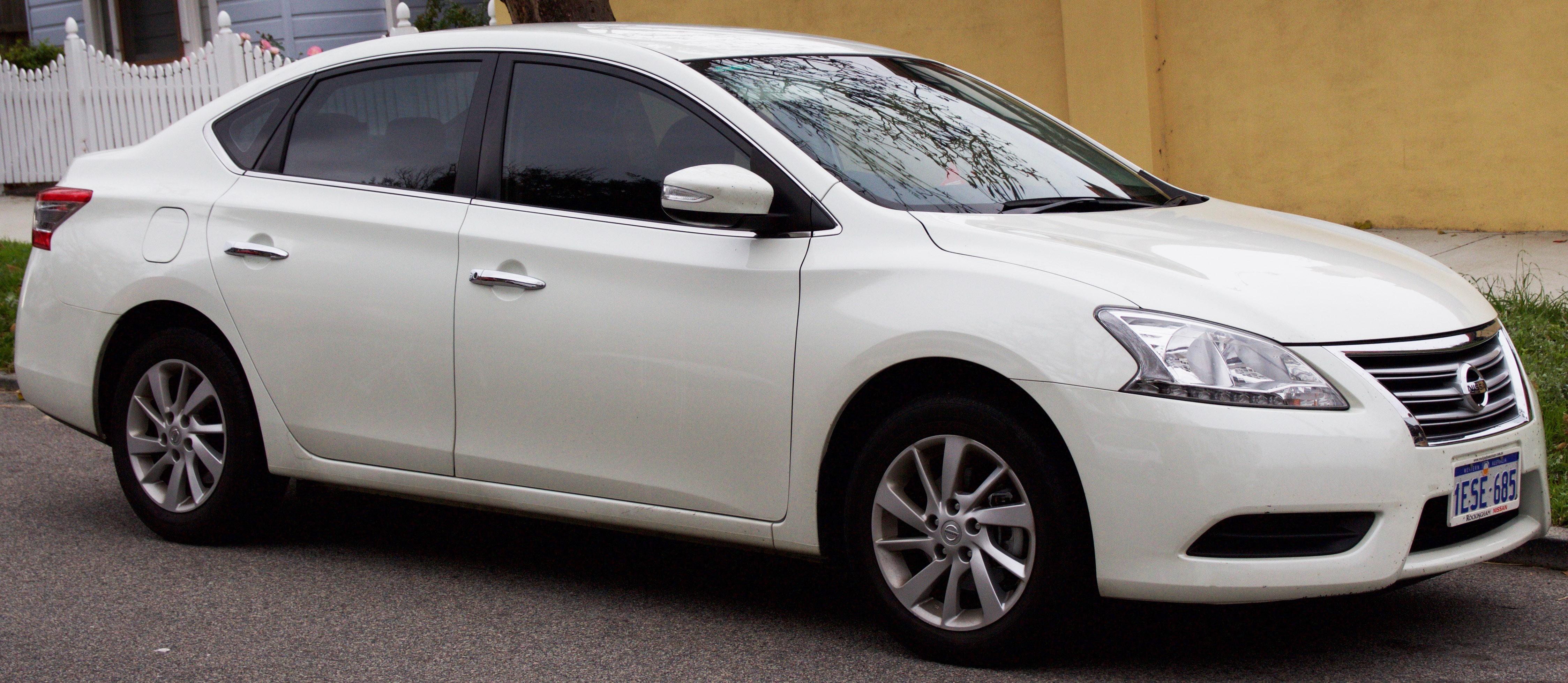 Nissan Bluebird Sylphy III (B17) 2012 - now Sedan #6