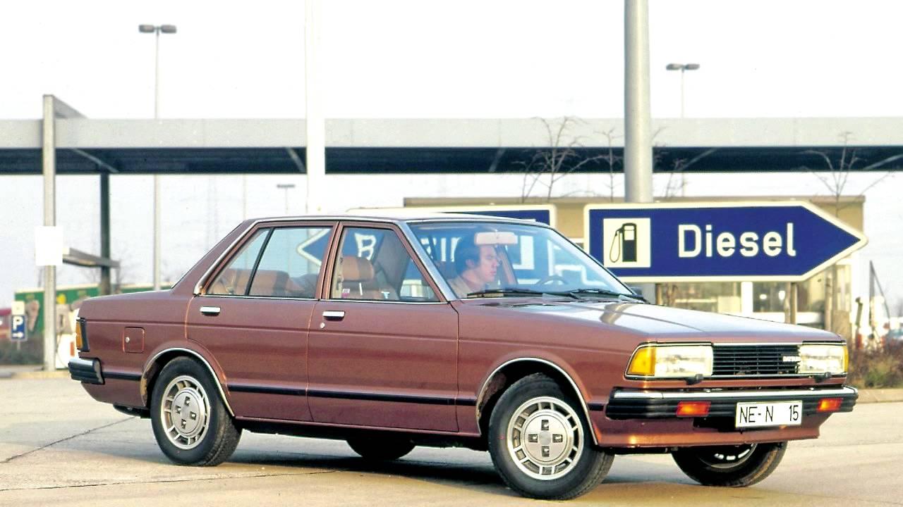 Nissan Bluebird VI (910) 1979 - 1983 Coupe #6