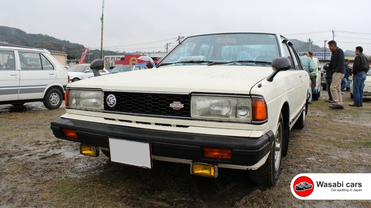 Nissan Bluebird VI (910) 1979 - 1983 Coupe #5