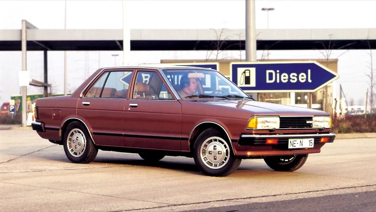 Nissan Bluebird VI (910) 1979 - 1983 Coupe #1