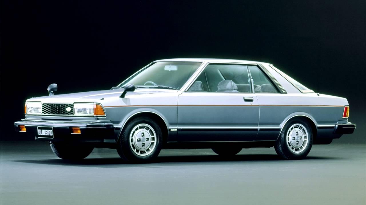 Nissan Bluebird VI (910) 1979 - 1983 Coupe #8