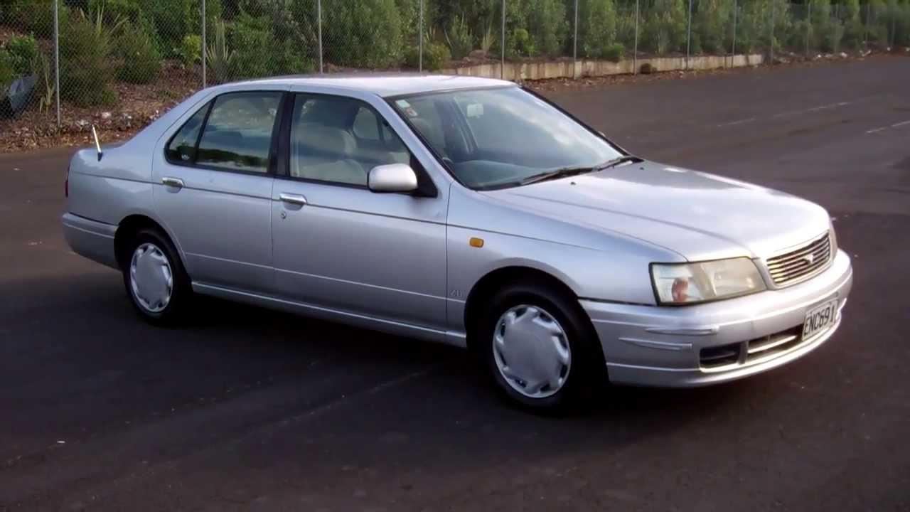 Nissan Bluebird XI (U14) 1996 - 2001 Sedan #6