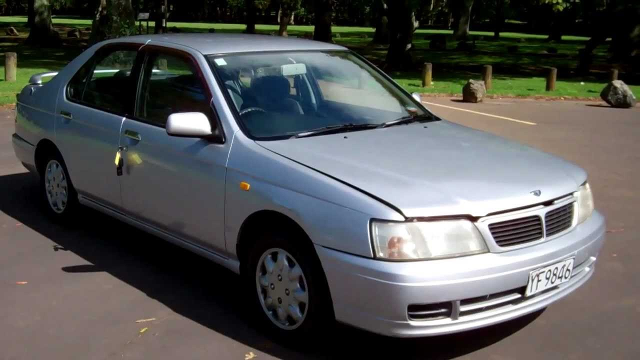 Nissan Bluebird XI (U14) 1996 - 2001 Sedan #3
