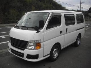 Nissan Caravan IV (E25) 2001 - 2012 Minivan #2