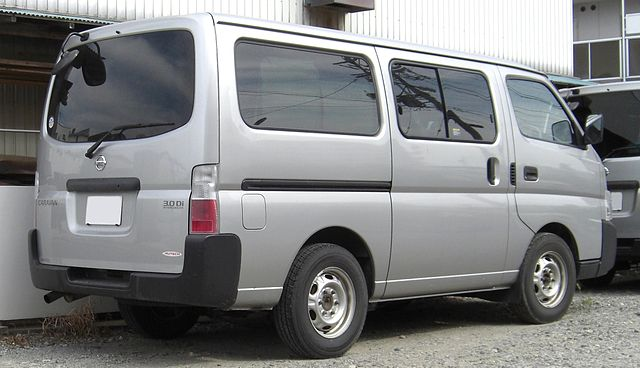 Nissan Caravan IV (E25) 2001 - 2012 Minivan #6