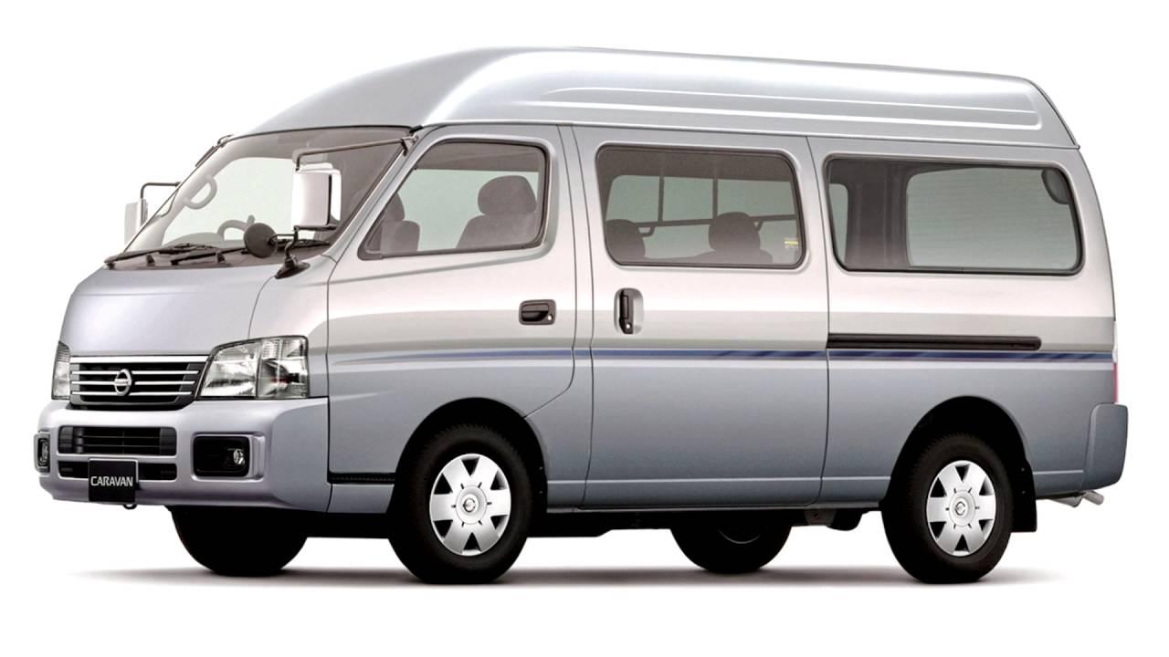 Nissan Caravan IV (E25) 2001 - 2012 Minivan #5