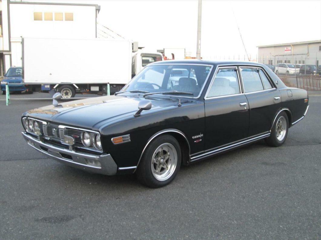 Nissan Cedric III (230) 1971 - 1975 Sedan #2