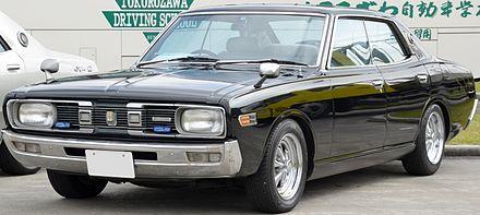 Nissan Gloria IV (230) 1971 - 1975 Sedan #3
