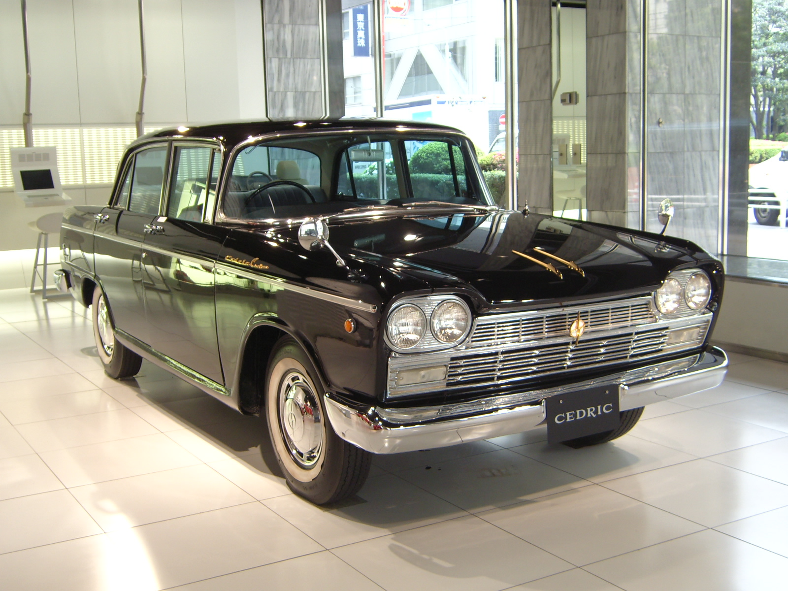 Nissan Cedric III (230) 1971 - 1975 Sedan #1
