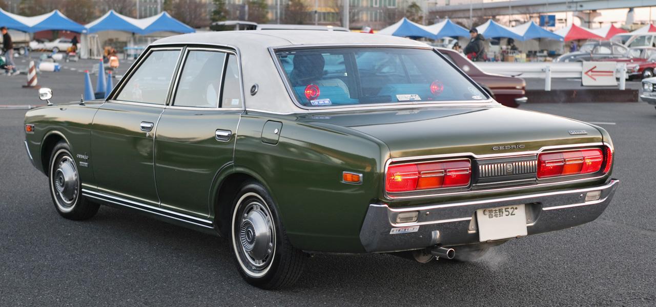 Nissan Gloria III (A30) 1967 - 1971 Sedan #2