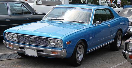 Nissan Gloria IV (230) 1971 - 1975 Sedan #8