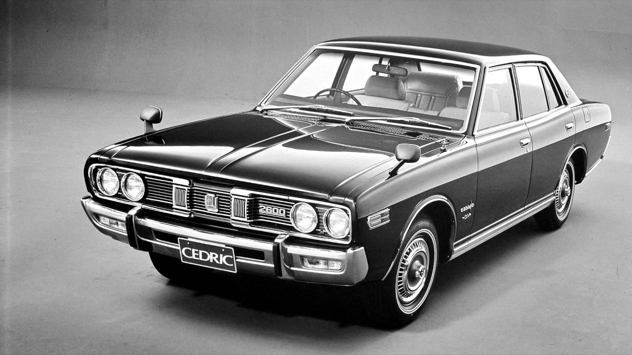 Nissan Cedric III (230) 1971 - 1975 Sedan #7